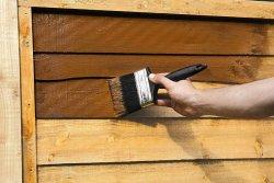 5 zasad  prawidłowego zabezpieczania drewna