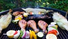 Grillowanie, grilll i potrawy z grilla