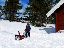 Skuteczne odśnieżanie  śniegu